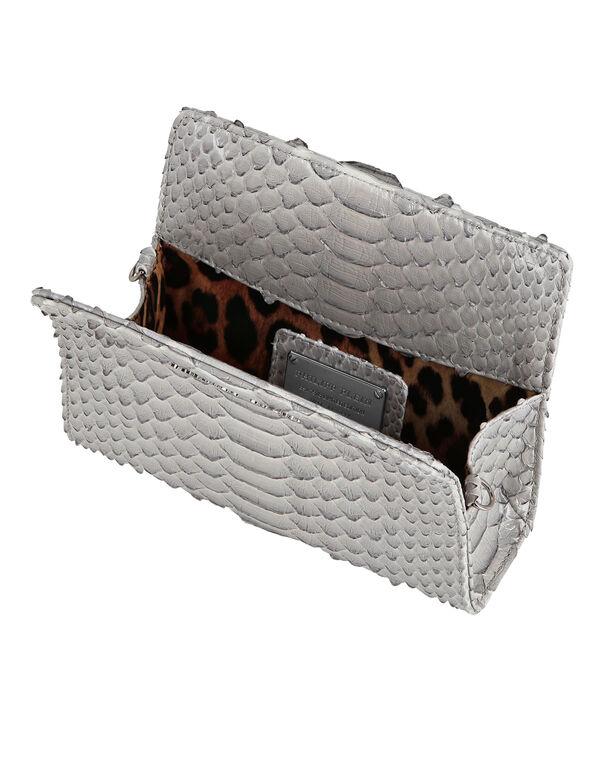 Python Shoulder Bag Luxury