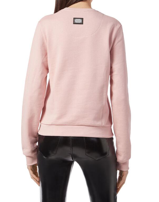 Sweatshirt LS Pink paradise