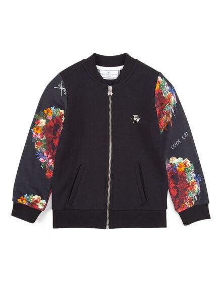 sweat jacket wanna be great