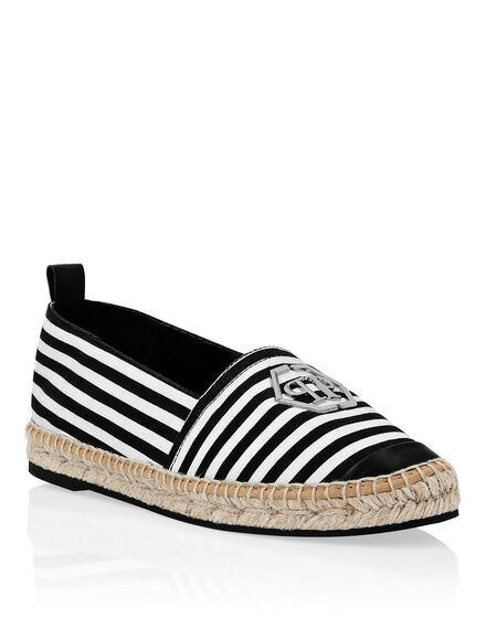 Canvas Espadrillas Stripes