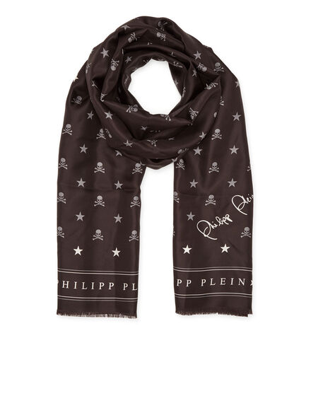 Long Scarf Small Stars In Love