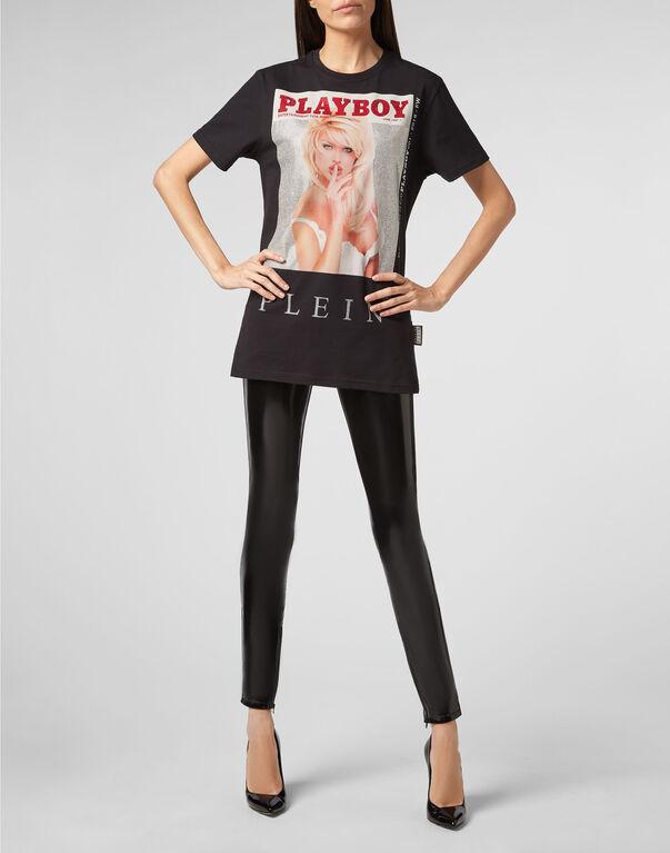 T-shirt Round Neck SS Playboy