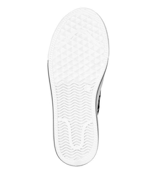 Lo-Top Sneakers Monogram Megastar