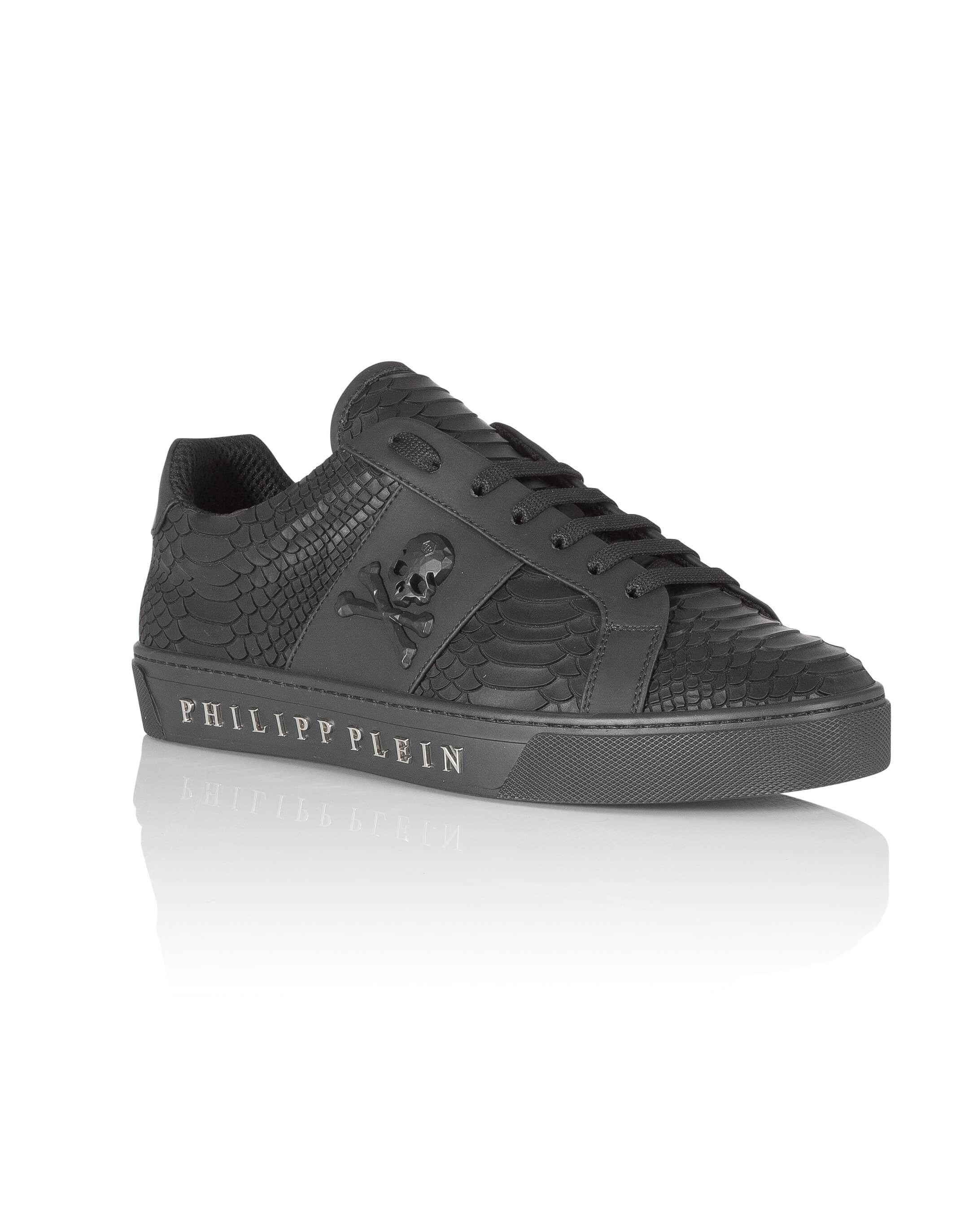 Philipp Plein Low top sneakers 5SVd9gbAV