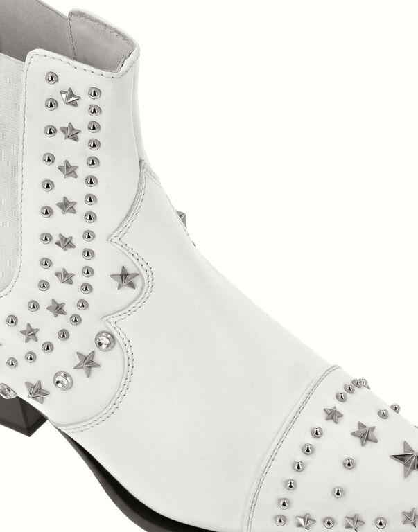 Boots Lo-Heels Low Cowboy