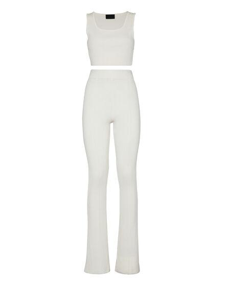 Merino extrafine leisurewear Top/Trousers  Signature