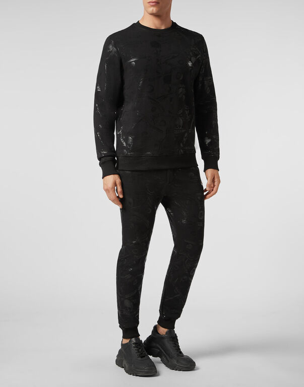 Sweatshirt LS Dollar