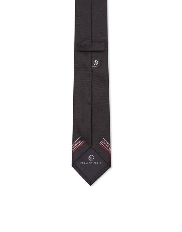 Thick Tie Signature