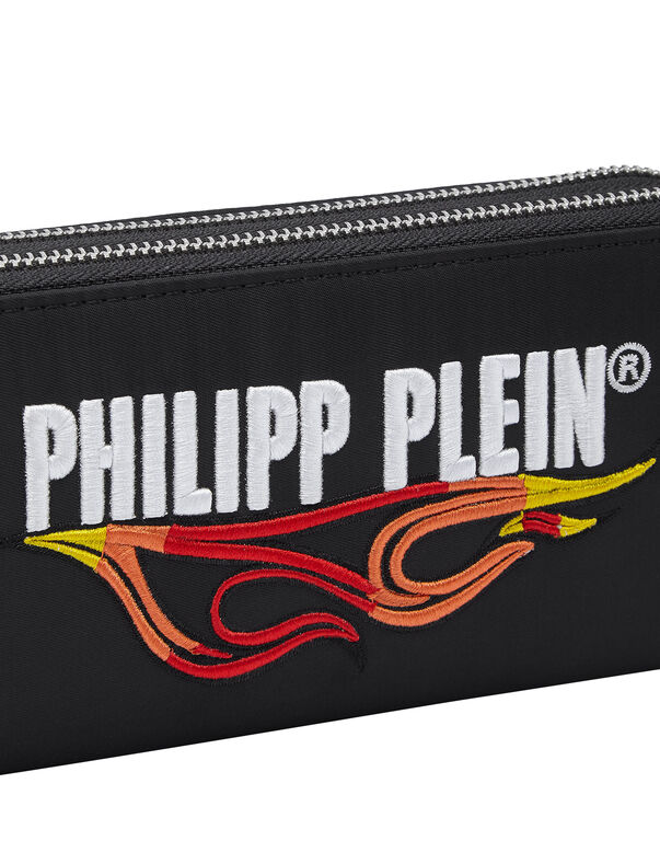 Continental wallet Flame