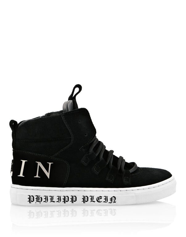 Hi-Top Sneakers Gothic Plein
