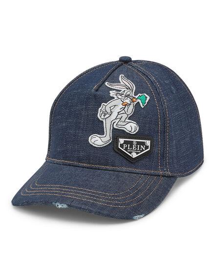 Denim Baseball Cap Looney Tunes