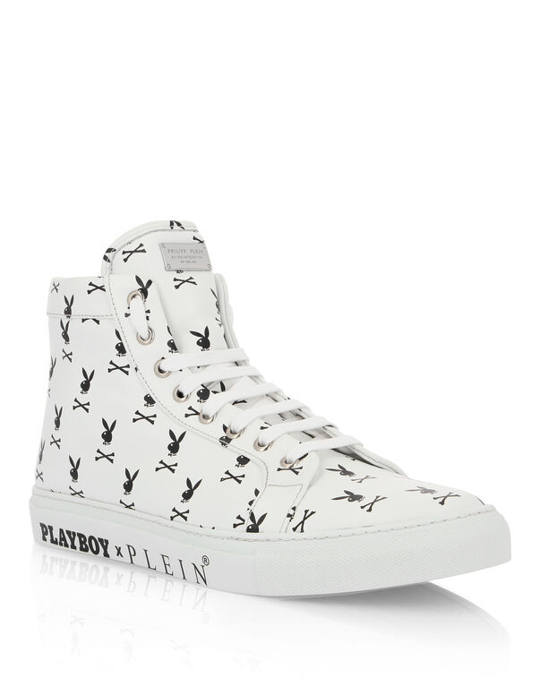 Hi-Top Sneakers PLAYBOY