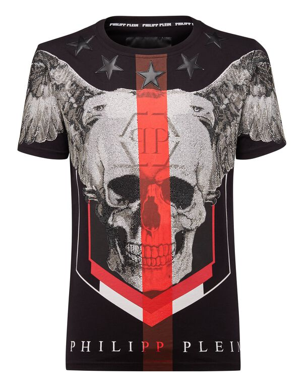 "T-shirt Round Neck SS ""Church -S"""