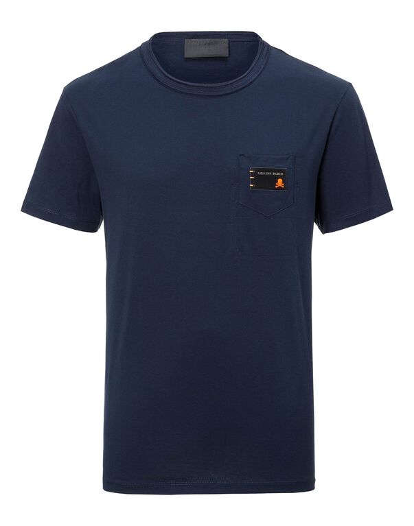 """T-shirt Round Neck SS """"Welcome"""""""
