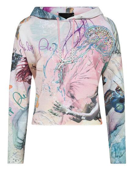 Hoodie sweatshirt Underwater