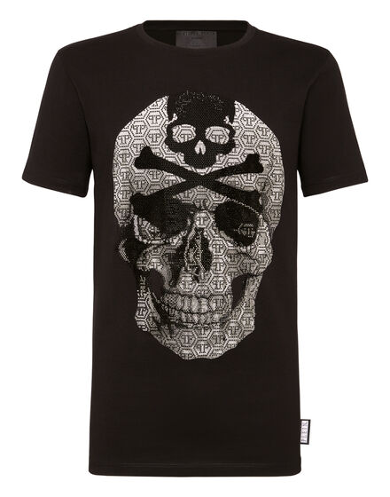 ... T-shirt Round Neck SS Skull aa1bf1fb7f2