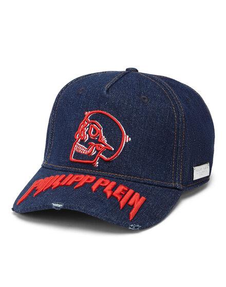 Baseball Cap Skull