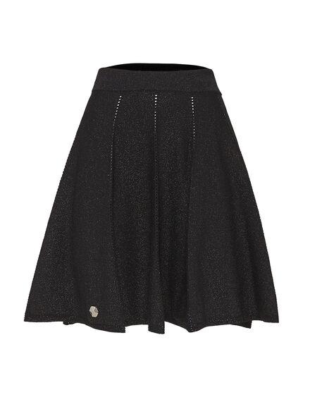 Knit Mini Skirt Be my Dream
