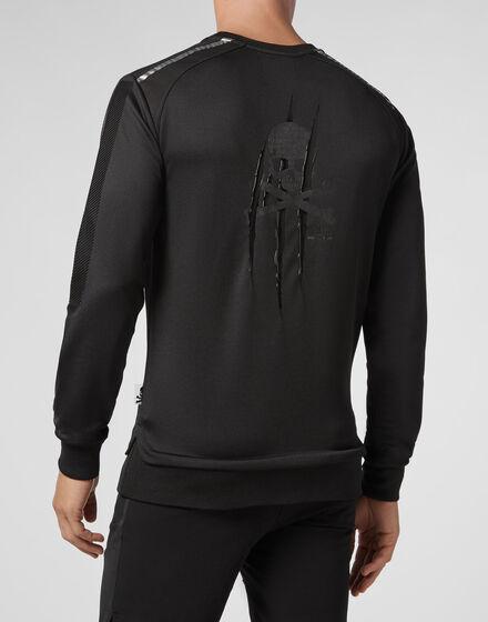 Sweatshirt LS XYZ Scratch