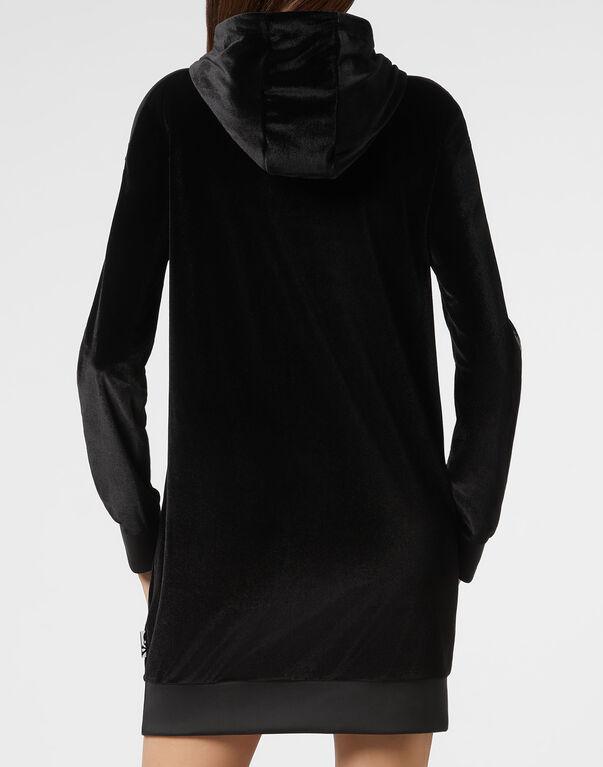 Hoodie sweatshirt XYZ Code