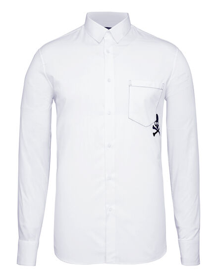 Shirt Platinum Cut LS Bertram