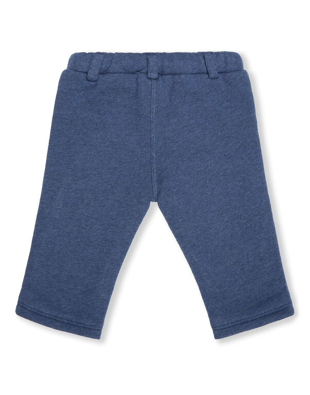 Knit Jogging Trousers Rock PP