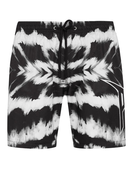 Beachwear Short Trousers Tie dye