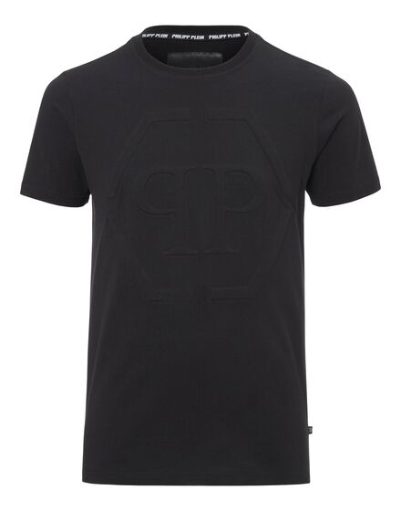 T-shirt Round Neck SS Double P