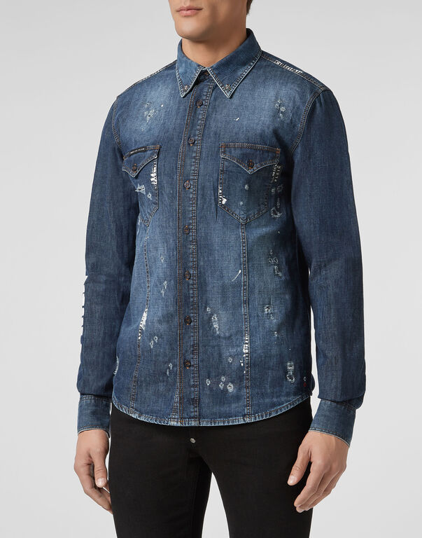 Denim St Ls  Philipp Plein TM