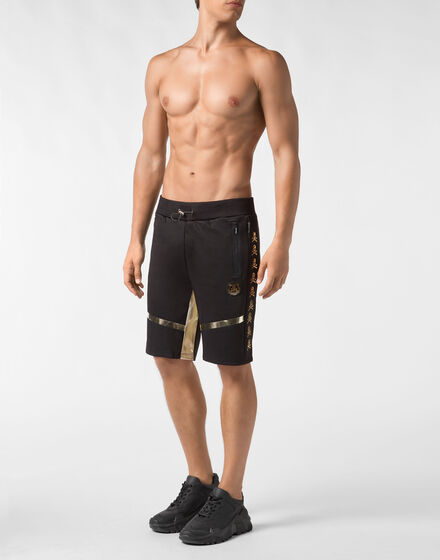 Jogging Shorts XYZ Geometric