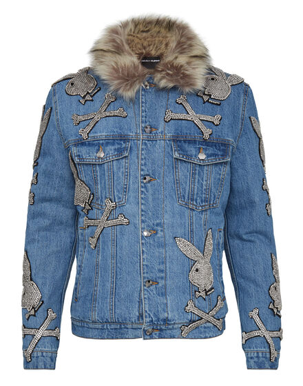 Denim Jacket Playboy