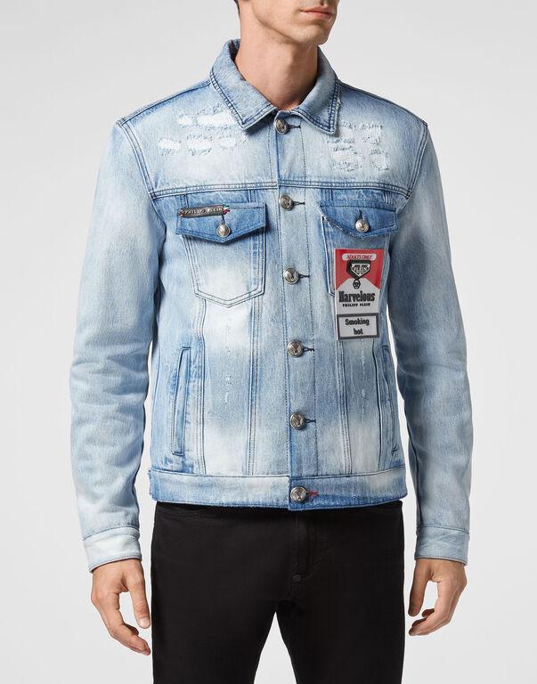 Denim Jacket Marvelous