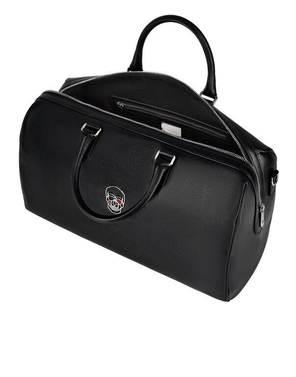 Big Travel Bag Skull