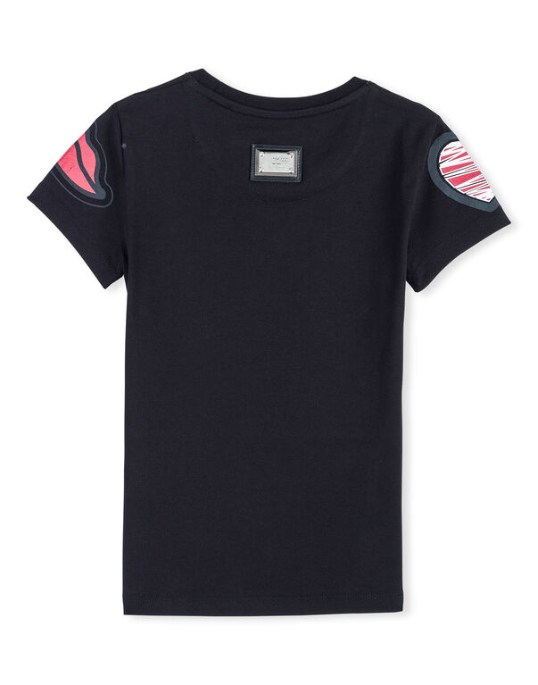 "T-shirt Round Neck SS ""Lady D"""