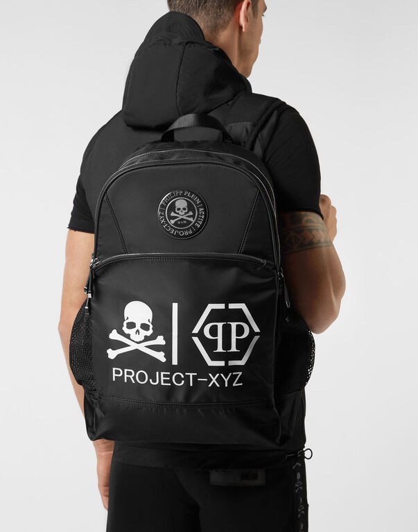Backpack XYZ Skull and tiger