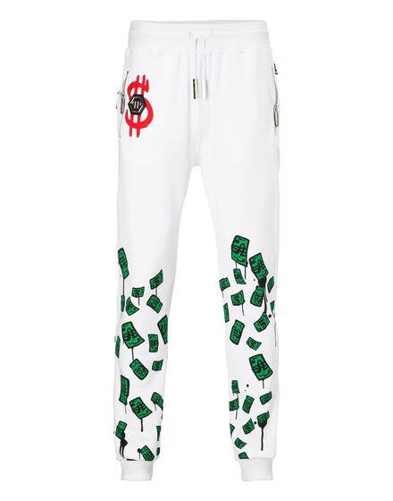 Jogging Trousers Green money