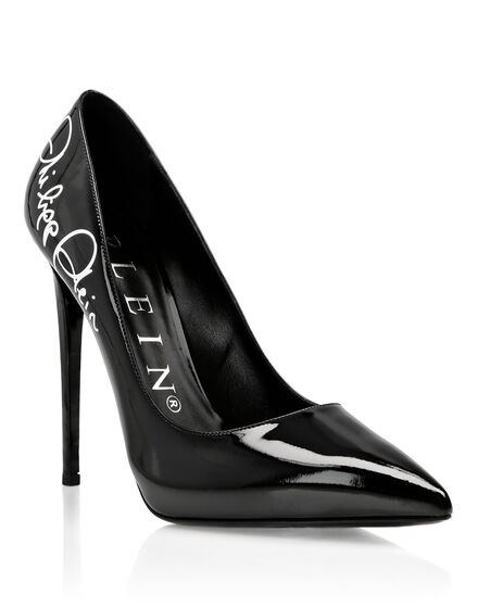 Decollete Hi-Heels Signature