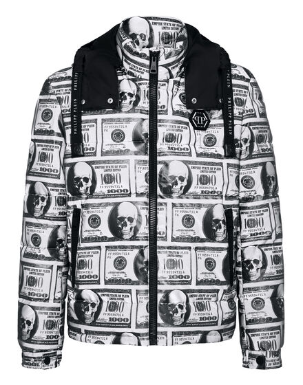 Nylon Jacket Dollar