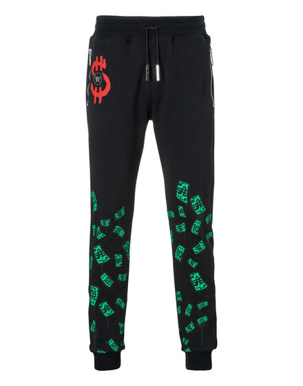 Jogging Trousers Green money