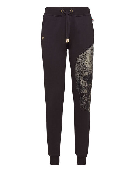 Jogging Trousers Shiny Skull