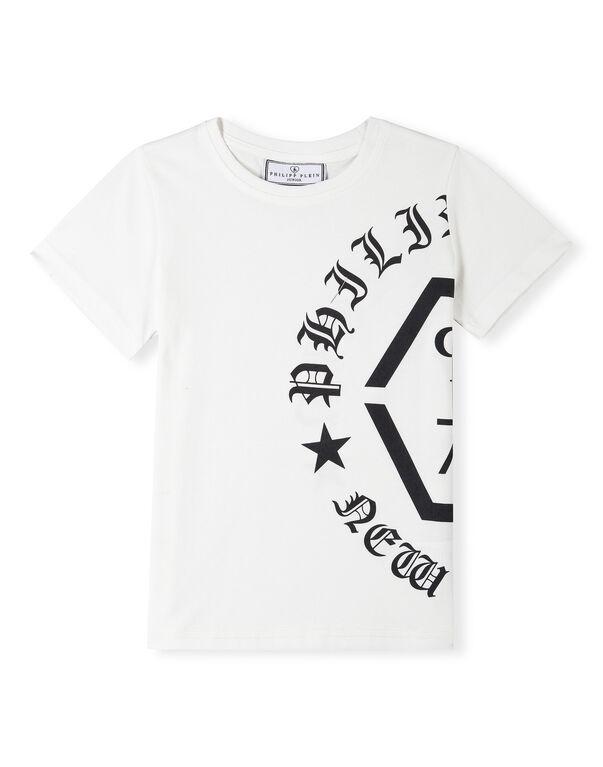 """T-shirt Round Neck SS """"Hottos"""""""