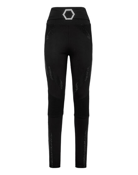 Jogging Leggings Iconic Plein