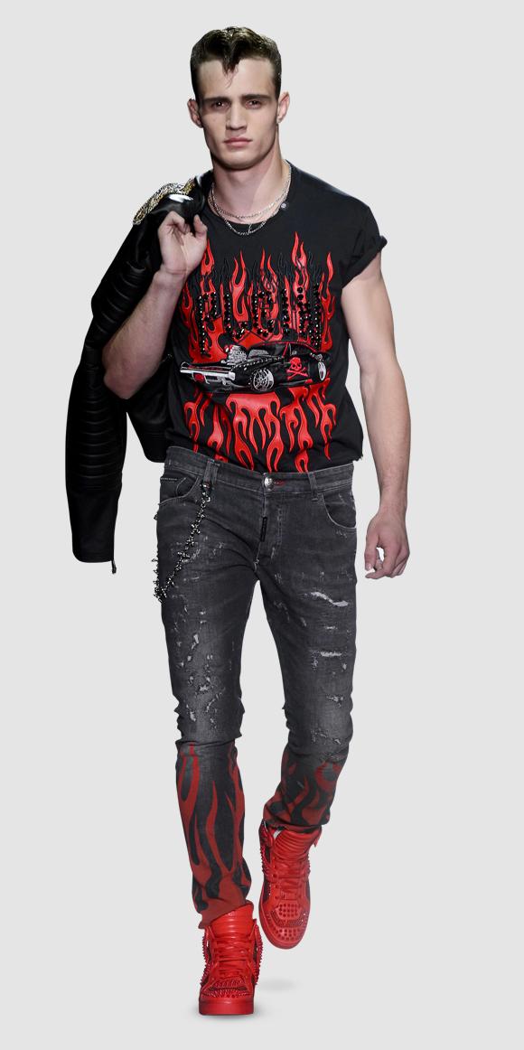 veste jean rouge trendy veste kyle swen with veste jean rouge trendy femme rouge denim u. Black Bedroom Furniture Sets. Home Design Ideas
