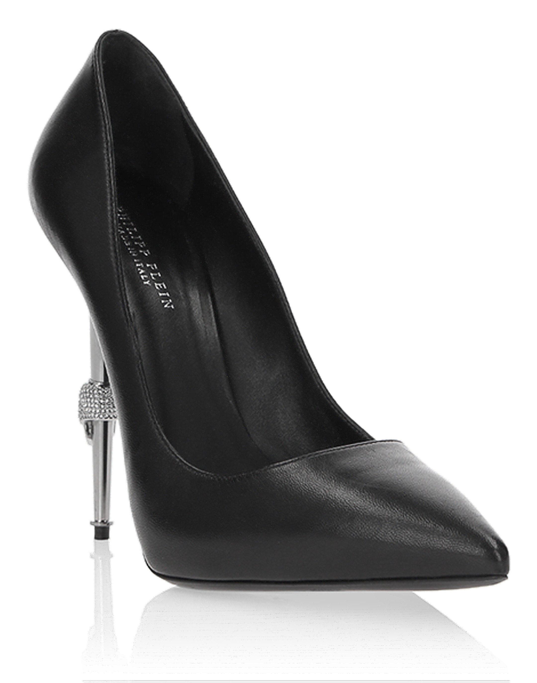 Decollete Hi-Heels Original in Nero from PHILIPP PLEIN