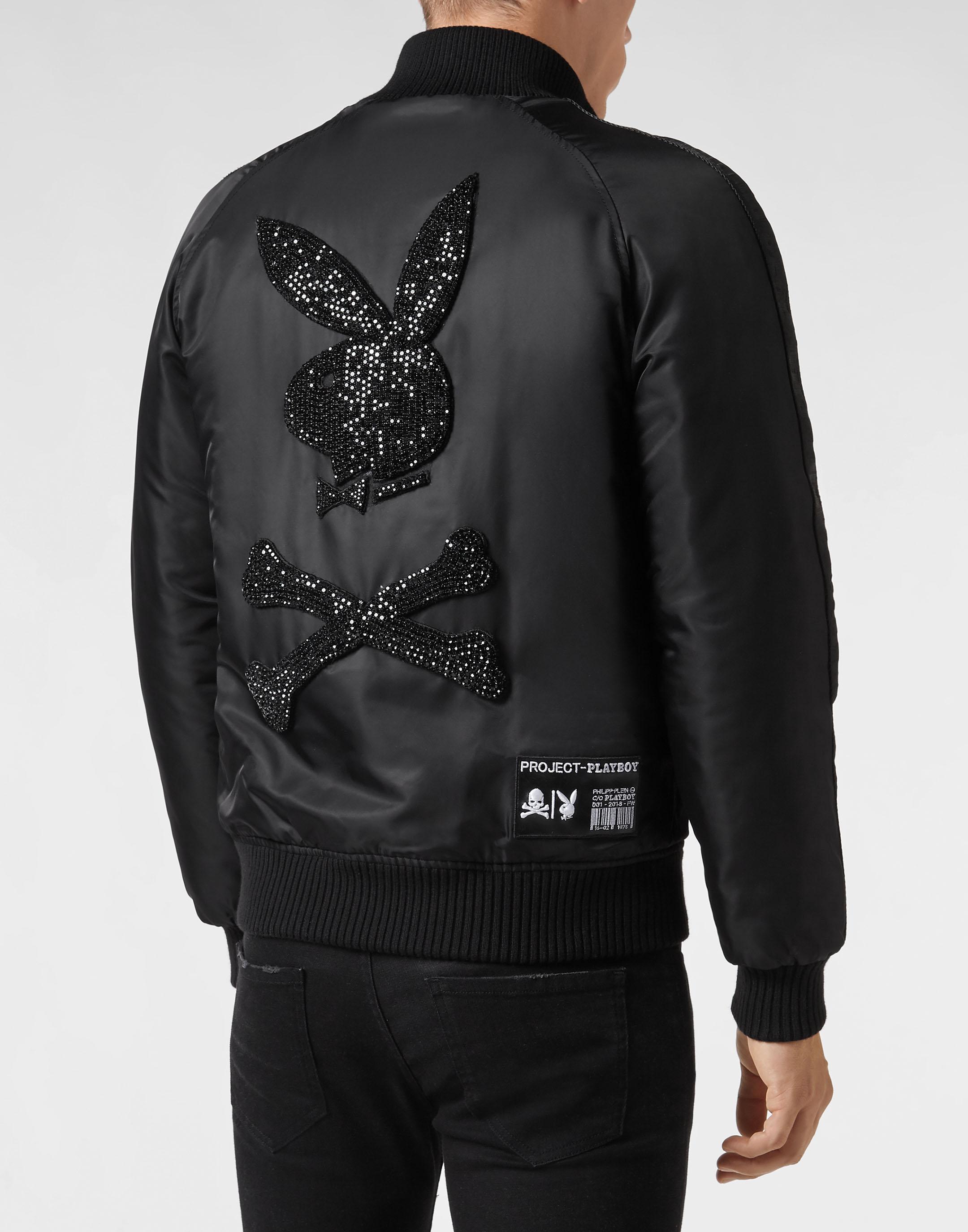Plein Nylon Jacket Nylon Jacket PlayboyPhilipp TFJ31lKc