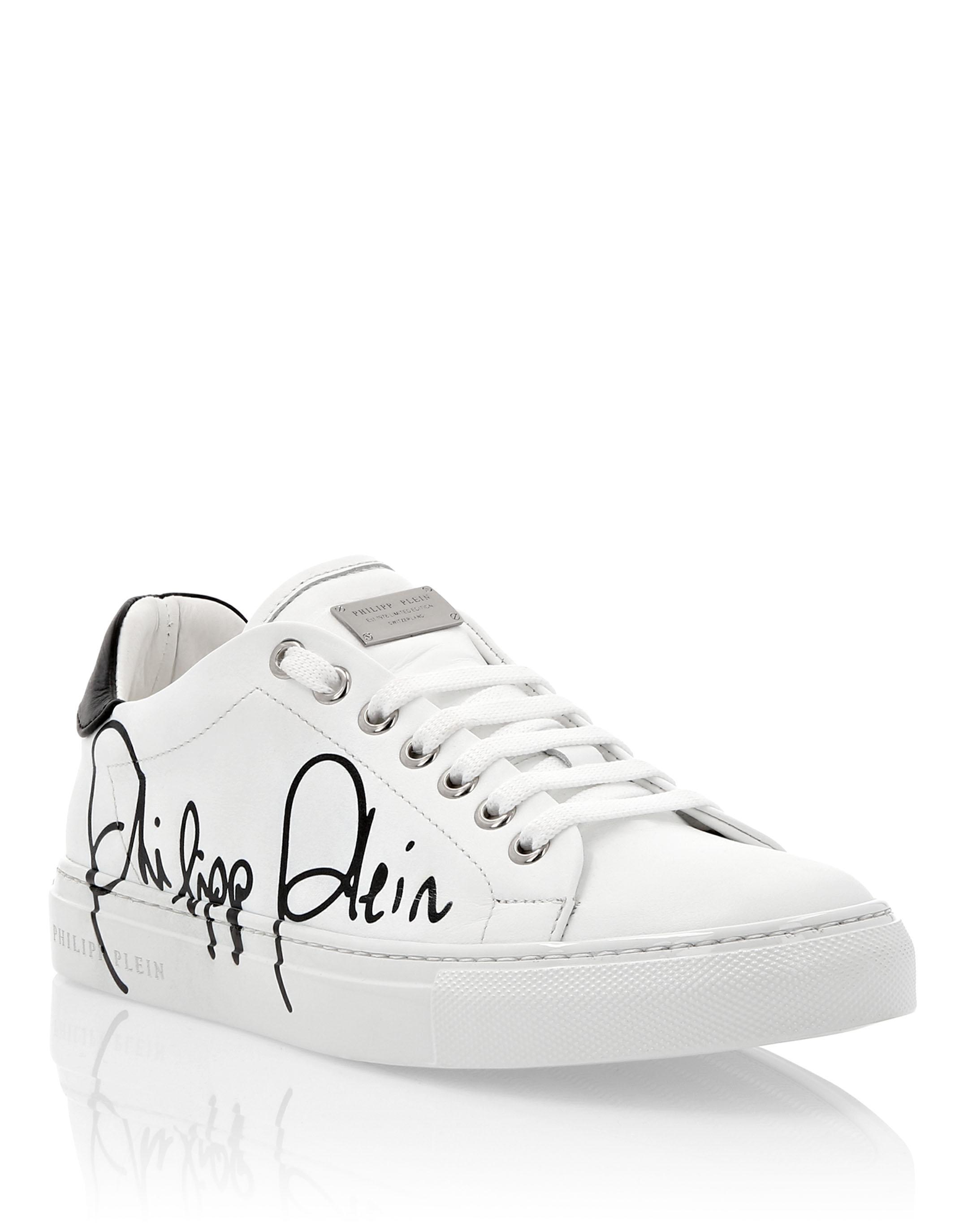 Lo-Top Sneakers Signature   Philipp Plein