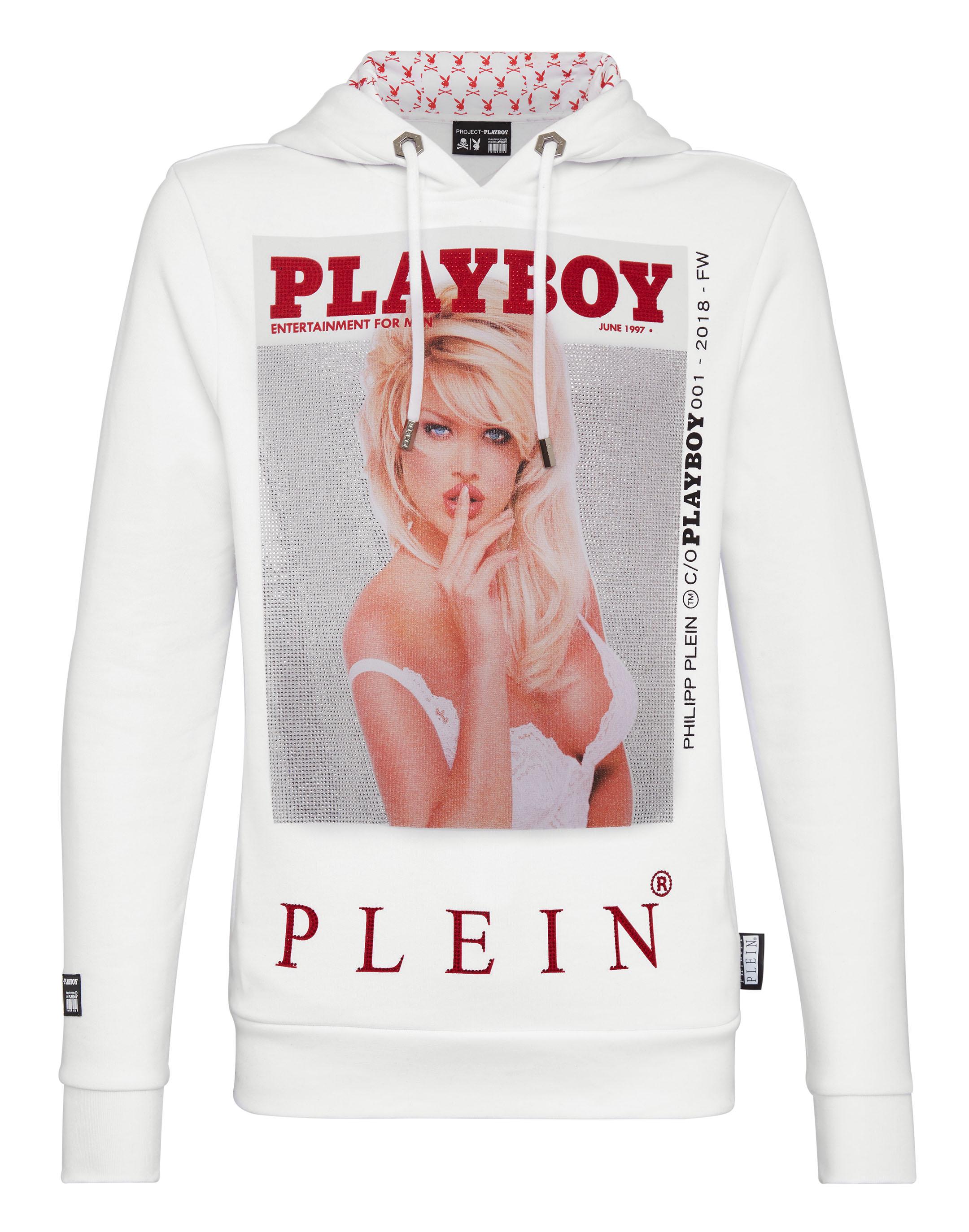 Hoodie Hoodie Sweatshirt Sweatshirt Playboy Hoodie Playboy BStqw