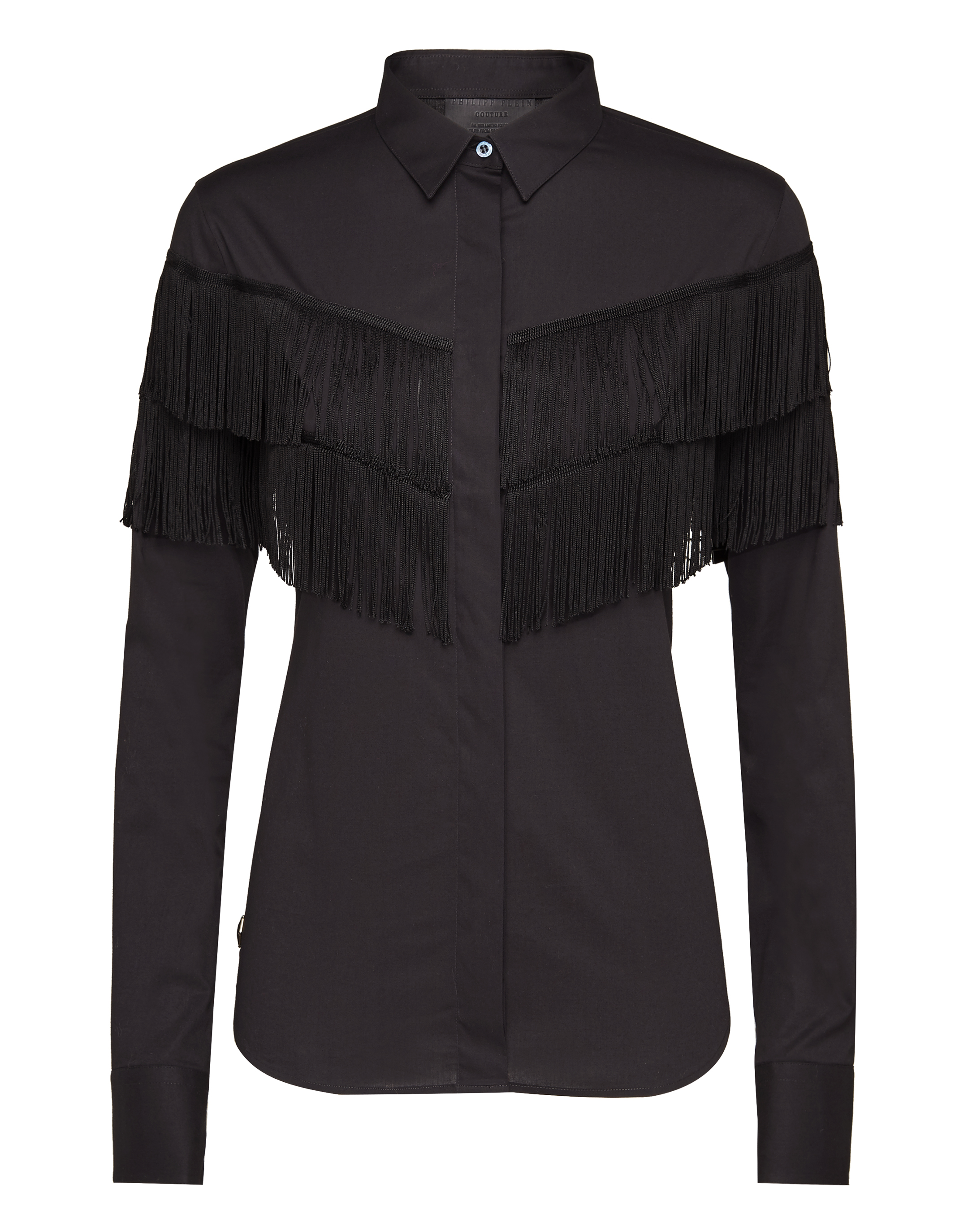 "SHIRT ""JUST FRINGE"""