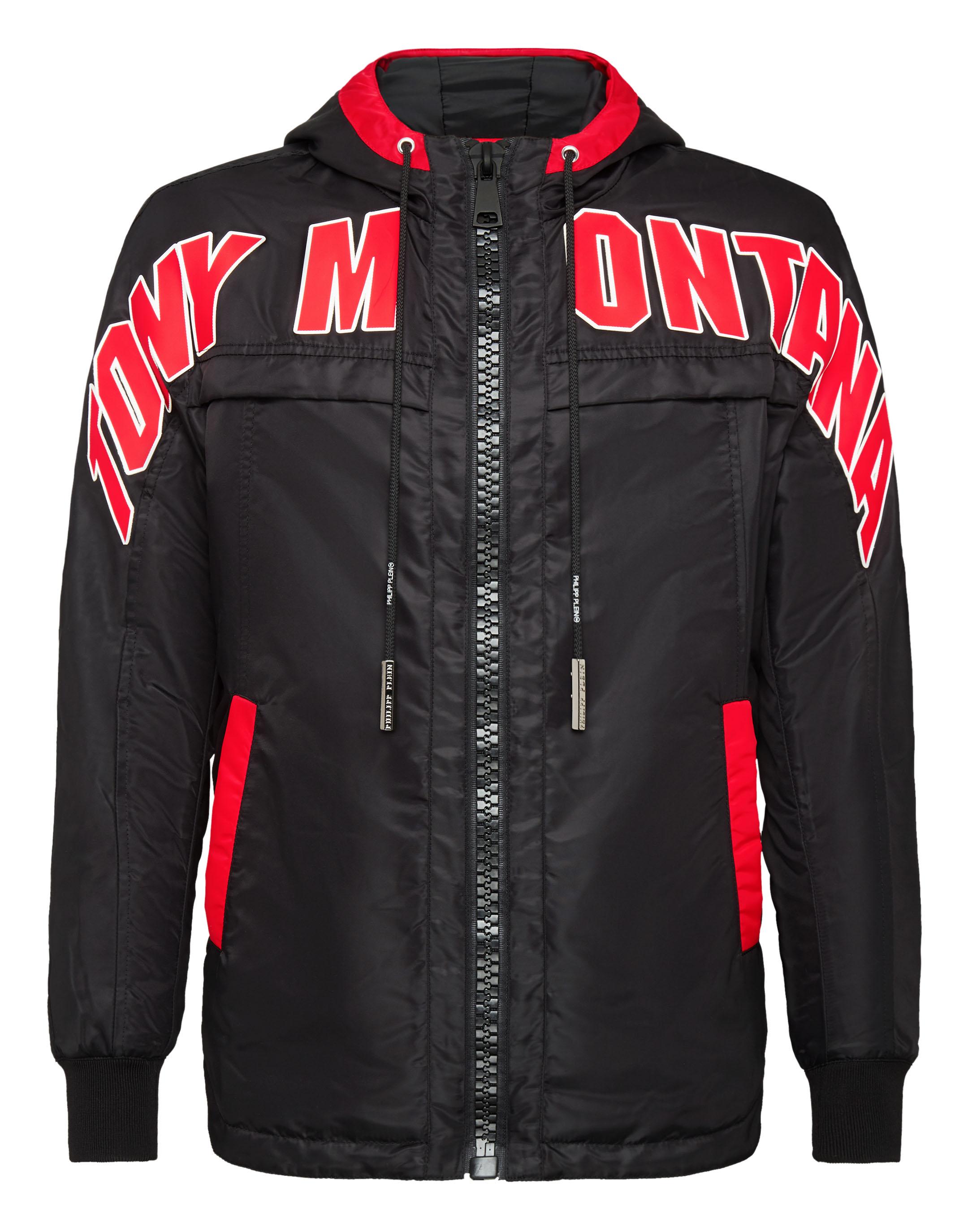Nylon Jacket Scarface | Philipp Plein