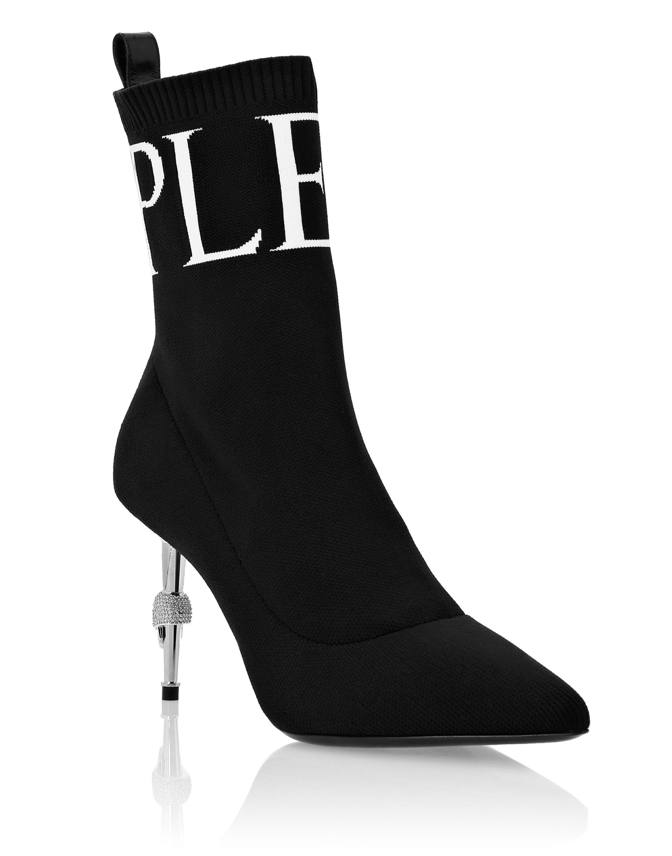 heels Skull crystal | Philipp Plein